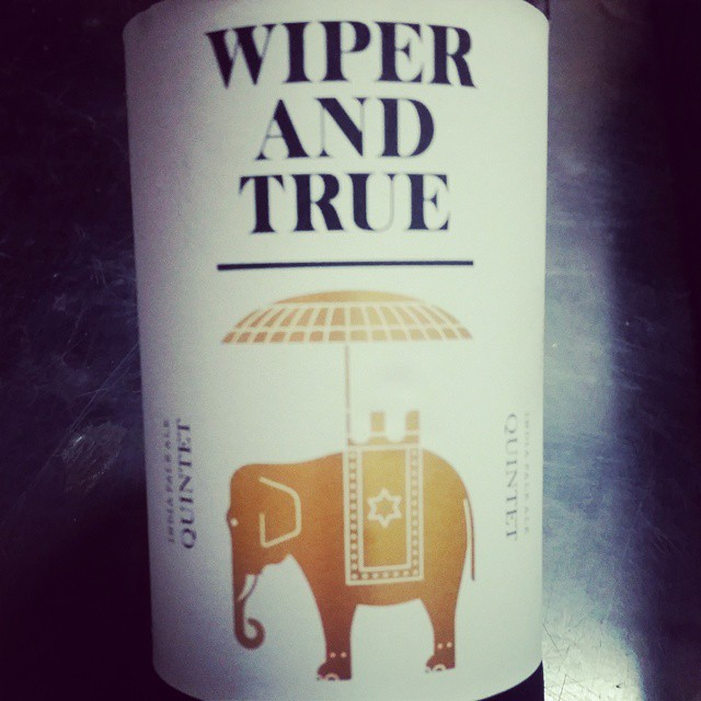 Amazeballs from wiper and true. #craftbeer #ukcraft
