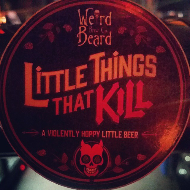 Yes yes yes.... Just all kinds of yes! @weirdbeard #craftbeer #beerporn #ukcraft #crystalpalace @anticlondon