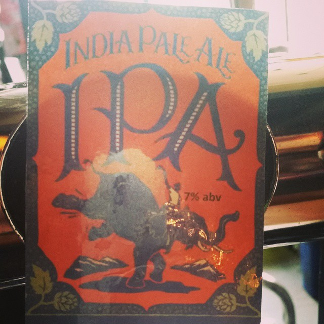 Just when you thought our keg selection couldn't get better.... @odellbrewing IPA! #craftbeer